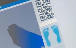 Công nghệ 3D tạo ra giày có kích cỡ chuẩn