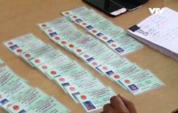 Dùng giấy tờ giả lừa hàng tỷ đồng tiền giải ngân tại các bưu điện TP.HCM