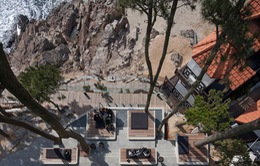 Quán cafe có cấu trúc phi thường ở Hàn Quốc