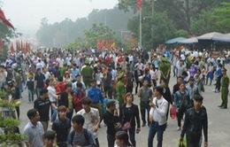 Phú Thọ: Không còn tình trạng ùn tắc cục bộ trong ngày Giỗ Tổ Hùng Vương