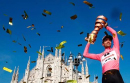 Điểm nhấn của Giro D'Italia 2017: Sự vươn lên của những gương mặt mới