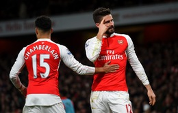 Chuyển nhượng bóng đá quốc tế ngày 23/6/2017: Vì Ozil và Sanchez, Arsenal sẵn sàng bán Chamberlain, Wilshere và Giroud