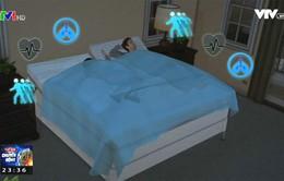 Giường thông minh mang lại giấc ngủ ngon