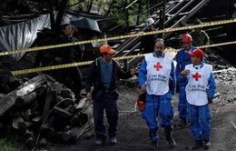 6 công nhân thiệt mạng do sập mỏ vàng ở miền Trung Colombia