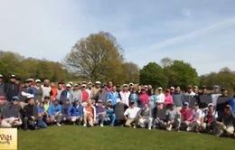 """Cộng đồng người Việt tại Anh tổ chức """"Ngày golf từ thiện"""""""