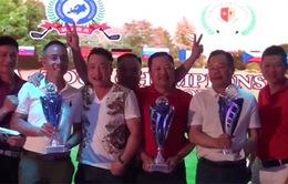 Giải Golf mở rộng của người Việt tại Leipzig, CHLB Đức
