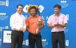 Andy Chu Minh Đức vô địch giải golf FLC Việt Nam Masters 2017