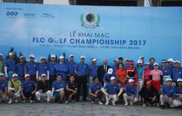 Khai mạc giải Golf FLC Championship 2017: Thiết lập kỷ lục mới!