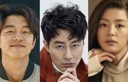 Không ngoài dự đoán, Gong Yoo lại là diễn viên quyền lực nhất xứ Hàn