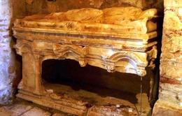 Phát hiện lăng mộ được cho là của ông già Noel