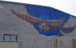 Độc đáo ngôi làng graffiti ở Tây Ban Nha