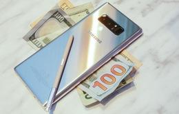 """Samsung """"chơi"""" cực đẹp với người dùng Galaxy Note 7"""
