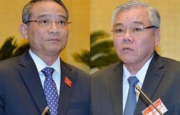 Thủ tướng trình Quốc hội miễn nhiệm 2 'Tư lệnh' ngành