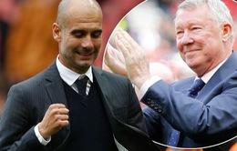 Chuyển nhượng bóng đá quốc tế ngày 19/12/2017: Man City muốn biến Pep Guardiola thành Sir Alex Ferguson