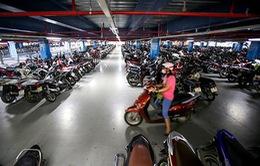 Từ 1/12, sân bay Tân Sơn Nhất tăng giá gửi xe