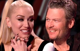 The Voice: Blake Shelton bất ngờ trách móc Gwen Stefani