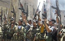 Quân đội Syria thu giữ vũ khí của phiến quân ở Damascus