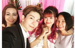 Khởi My - Kelvin Khánh tổ chức đính hôn vào sáng 25/4