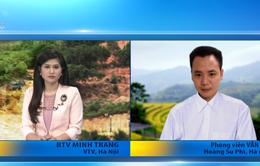 Hà Giang: Di dời thêm 8 hộ ở huyện Hoàng Su Phì đến nơi an toàn