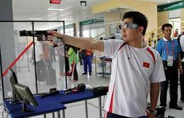 World Cup bắn súng 2017: Xạ thủ Hà Minh Thành xếp hạng 11