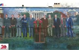 Tổng thống đắc cử Donald Trump ở đâu trong bức tranh các Tổng thống Mỹ?