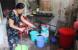 Hà Nội thiếu 100.000m3 nước sạch mỗi ngày trong mùa hè