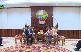 Tăng cường hợp tác Hà Nội - Vientiane