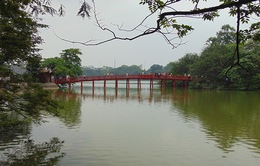 Hà Nội: Sử dụng nước ngầm để bổ sung khi nạo vét Hồ Gươm để bảo vệ hệ thủy sinh