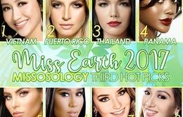 Hà Thu được nhận định sẽ trở thành Hoa hậu Trái đất