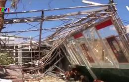 Công tác khắc phục hậu quả bão số 10 tại Hà Tĩnh vẫn còn khó khăn