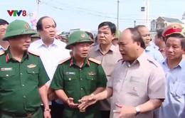 Thủ tướng chỉ đạo khắc phục bão tại Hà Tĩnh