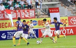 Vòng 23 giải VĐQG V.League 2017: HAGL - CLB Hà Nội (17h00, trực tiếp trên VTV6)