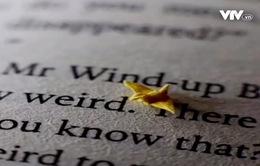 Gấp hạc giấy siêu nhỏ từ giấy chỉ... 5mm