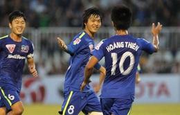 Ký ức V.League 2015: Công Phượng, Tuấn Anh, Xuân Trường tỏa sáng rực rỡ trước Sanna Khánh Hòa