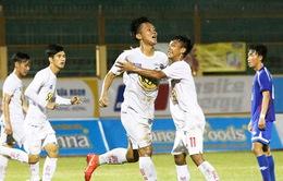 U19 HAGL giành chiến thắng ấn tượng trước U19 Đài Bắc Trung Hoa