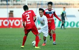 Lịch thi đấu & trực tiếp bóng đá vòng 17 giải VĐQG V.League: HAGL - Than QN, SLNA - CLB Hà Nội