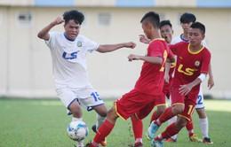 Giải U17 Quốc gia 2017: U17 HAGL giành chiến thắng đậm trước U17 Hà Tĩnh