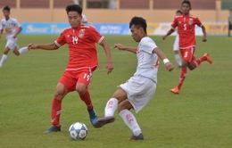 Thắng kịch tính U19 Myanmar, U19 HAGL giành hạng 3 giải U19 quốc tế 2017