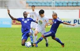 TRỰC TIẾP Vòng 22 V.League 2017: Quảng Nam - HAGL, S.Khánh Hòa BVN - SHB Đà Nẵng, TP Hồ Chí Minh - B.Bình Dương