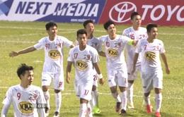 HAGL 1-0 CLB Quảng Nam: Ngọc Quang ghi bàn duy nhất, HAGL giành chiến thắng quý giá!