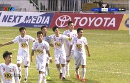 VIDEO HAGL 1-0 CLB Quảng Nam: Bàn thắng mở tỉ số của Châu Ngọc Quang