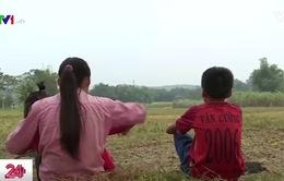 Hoàn cảnh đáng thương của hai đứa trẻ khi cha mẹ không còn