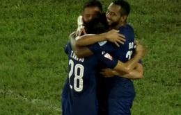 VIDEO Tổng hợp trận đấu: CLB Hải Phòng 0-2 Becamex Bình Dương