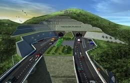 Kiểm tra dự án xây dựng hầm đường bộ qua Đèo Cả