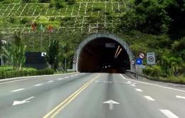 Hôm nay, chính thức đóng hầm Hải Vân 30 phút/ngày
