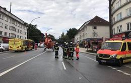 Tấn công bằng dao tại Hamburg, Đức khiến nhiều người thương vong