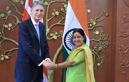 Hậu Brexit, Chính phủ Anh xúc tiến thương mại với Ấn Độ