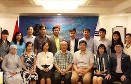 Hội người Việt Nam tại Hàn Quốc góp phần đẩy mạnh quan hệ Việt - Hàn