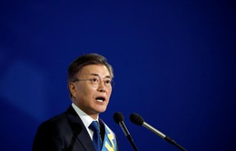 Tổng thống Hàn Quốc kêu gọi kiên nhẫn giải quyết vấn đề Triều Tiên
