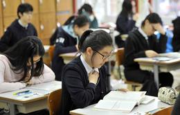 Học sinh Hàn Quốc thiếu ngủ trầm trọng